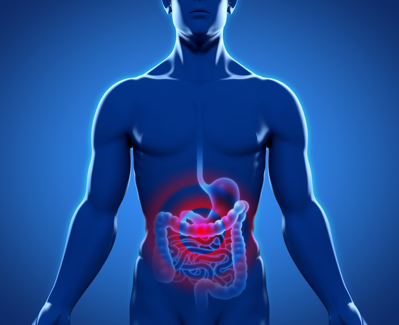 inflammation i magen symptom